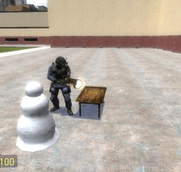 Snowman Death Trap v1 For Garry's Mod Image 2