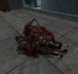 Hunter sounds for Fast Zombie For Garry's Mod Image 3