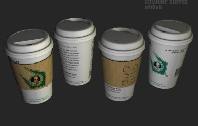 sHiBaN's Combine Coffee For Garry's Mod Image 1