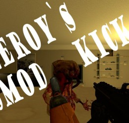 LeErOy`s Smod Kick v2 For Garry's Mod Image 1