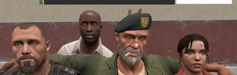 Left 4 Dead models spawnlist For Garry's Mod Image 1