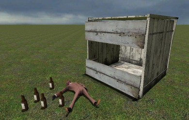 Destroyable buildings For Garry's Mod Image 1