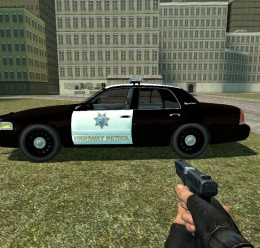 Halo's Crown victoria Police c For Garry's Mod Image 1