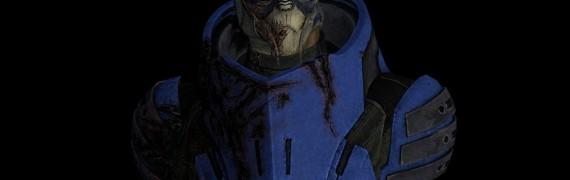 Mass Effect 2 Player Models