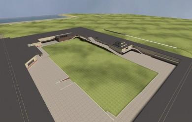 gm_construct_flatgrass_v4-2 For Garry's Mod Image 1