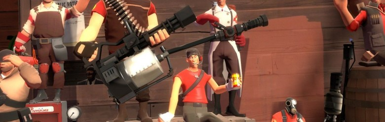 TF2 Beta Skins For Garry's Mod Image 1