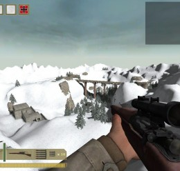 dod_snowbridge.zip For Garry's Mod Image 1