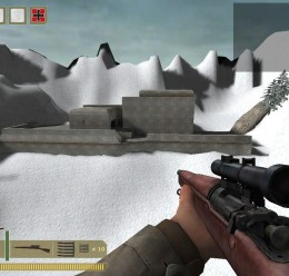 dod_snowbridge.zip For Garry's Mod Image 2