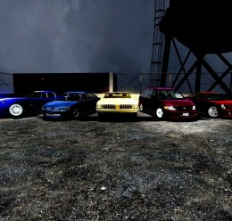 GTA IV Drivable Vehicles For Garry's Mod Image 1