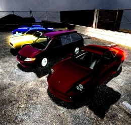 GTA IV Drivable Vehicles For Garry's Mod Image 3