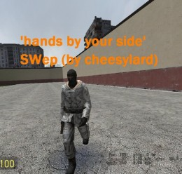 Machinima Hands SWep For Garry's Mod Image 1