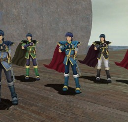 SSBB: Marth For Garry's Mod Image 1