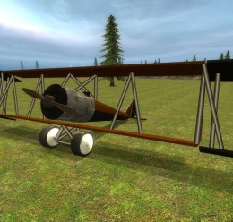 ww1_bi-plane_v2.zip For Garry's Mod Image 1