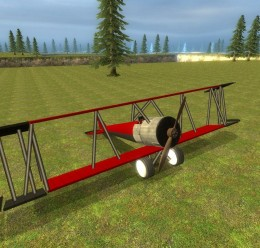 ww1_bi-plane_v2.zip For Garry's Mod Image 2