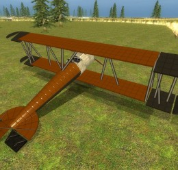 ww1_bi-plane_v2.zip For Garry's Mod Image 3