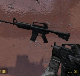 M4A2 'N Aks-47.zip For Garry's Mod Image 2