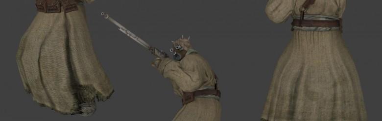 Star Wars TFU Tusken Pack For Garry's Mod Image 1
