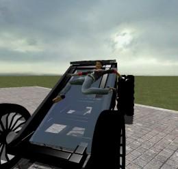 black_race_car.zip For Garry's Mod Image 1