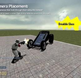 black_race_car.zip For Garry's Mod Image 3