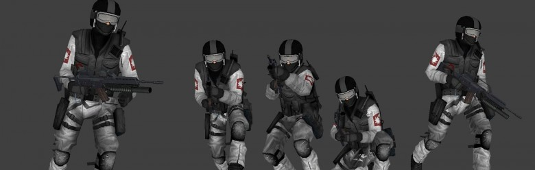 AEF Soldier For Garry's Mod Image 1