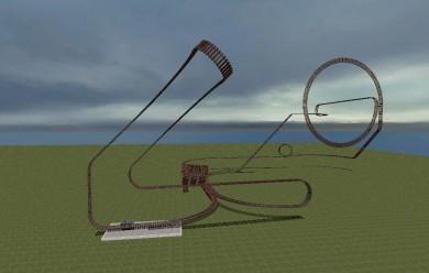 rollercoaster.zip For Garry's Mod Image 1