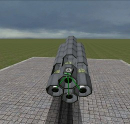 cluster_melon_minigun.zip For Garry's Mod Image 1
