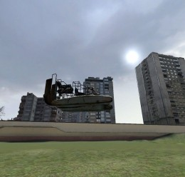 Flying cars and boats WJ For Garry's Mod Image 1
