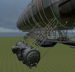 Binarylive Zeppelin For Garry's Mod Image 2