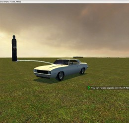 car_playermodel.zip For Garry's Mod Image 1