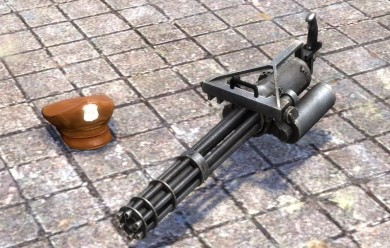 Hell's hacked L4D minigun For Garry's Mod Image 2