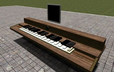dragge's_piano.zip For Garry's Mod Image 2