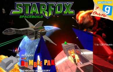 starfox_background.zip For Garry's Mod Image 1