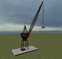 half_life_2_crane.zip For Garry's Mod Image 1