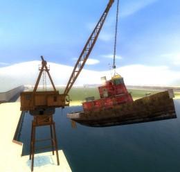 half_life_2_crane.zip For Garry's Mod Image 3
