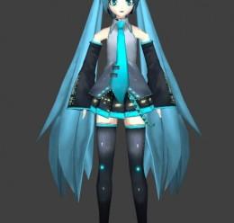 Miku Project Diva V2 For Garry's Mod Image 1