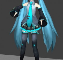 Miku Project Diva V2 For Garry's Mod Image 3