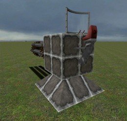 Giant vulcan turret (Adv Dupe) For Garry's Mod Image 3