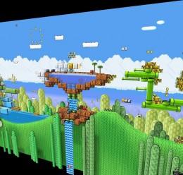 smb3_grassland_v2.zip For Garry's Mod Image 1