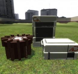 storage_units.zip For Garry's Mod Image 1