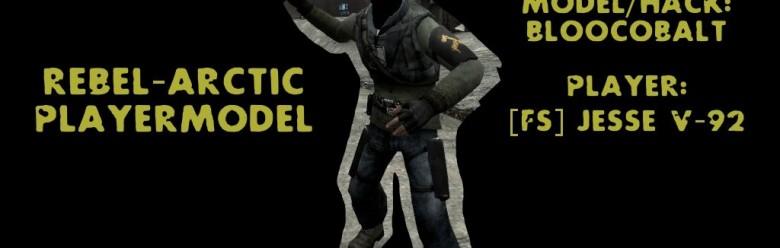 Rebel-Artic Playermodel For Garry's Mod Image 1