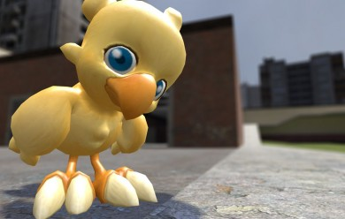 Chocobo (Chocobo's Dungeon) For Garry's Mod Image 1