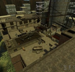 mw2_highrise.zip For Garry's Mod Image 1