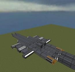 republic_cruiser_war_ship.zip For Garry's Mod Image 2