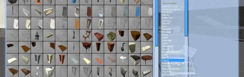 Blue Crystal Skin.zip For Garry's Mod Image 1