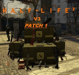 hl2_realistic_weapons_v3_patch For Garry's Mod Image 1