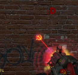 Deatrics russian physgun skin For Garry's Mod Image 2