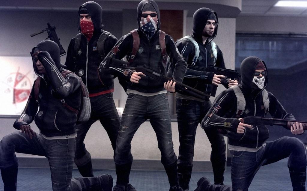 Counter-Strike: GO Anarchists | garrysmods org
