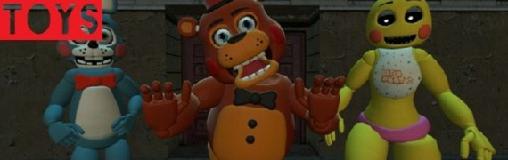 Five night at freddy's 2 toy