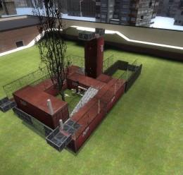 zombie_fort.zip For Garry's Mod Image 1