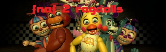 FNAF 2 Player Models